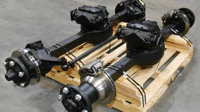 Rockwell 2 1 2 Ton Axle Parts Amp Accessories Offroaders Com