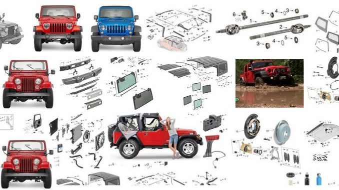 Quadratec Jeep Parts | Offroaders.com