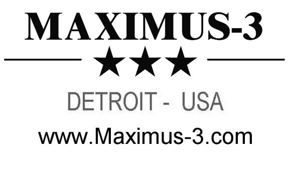 Maximus-3 Logo