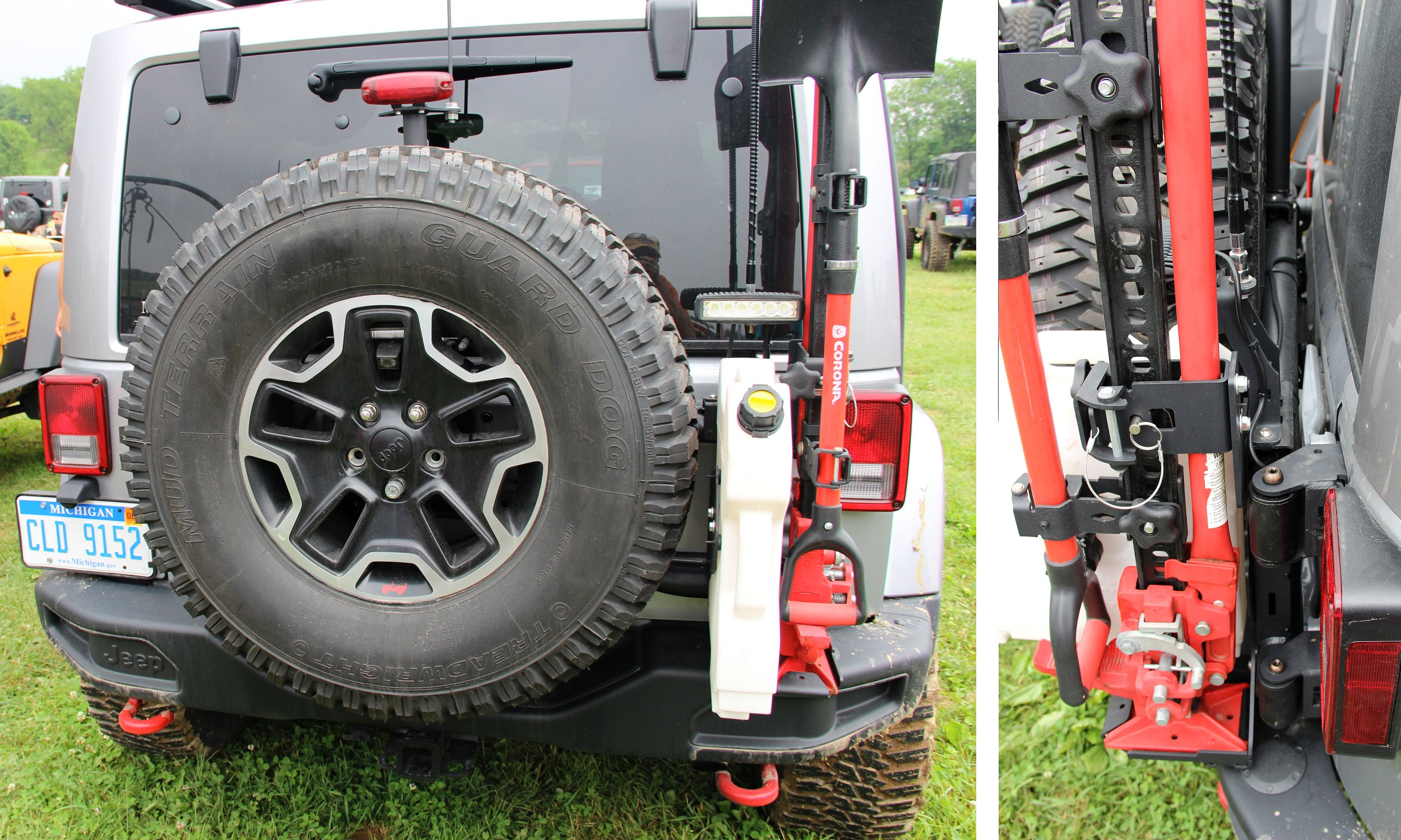 Maximus-3 Rubicon X at Bantam Jeep Heritage 2015