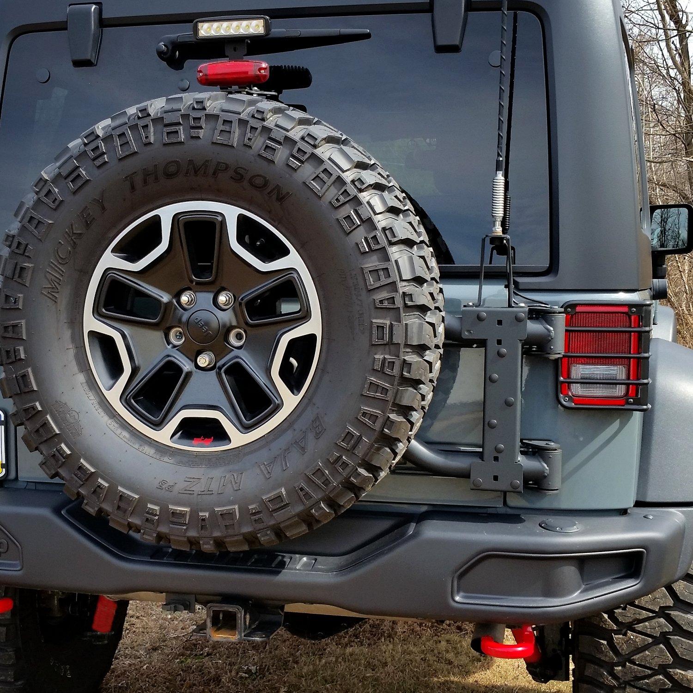 Review Photo: Maximus-3 JK Modular Tire Carrier Sport Package