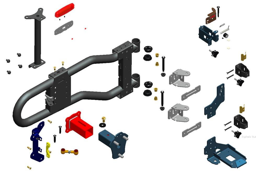 maximus-3-tire-carrier-exploded-view