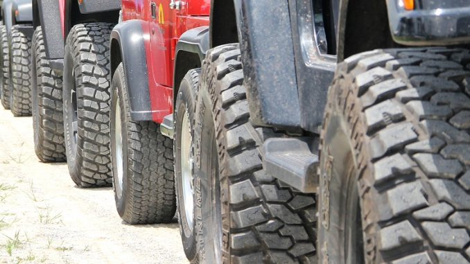 What Is An All Terrain Tire Offroaders Com