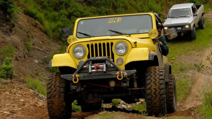 Project Jeep CJ-7