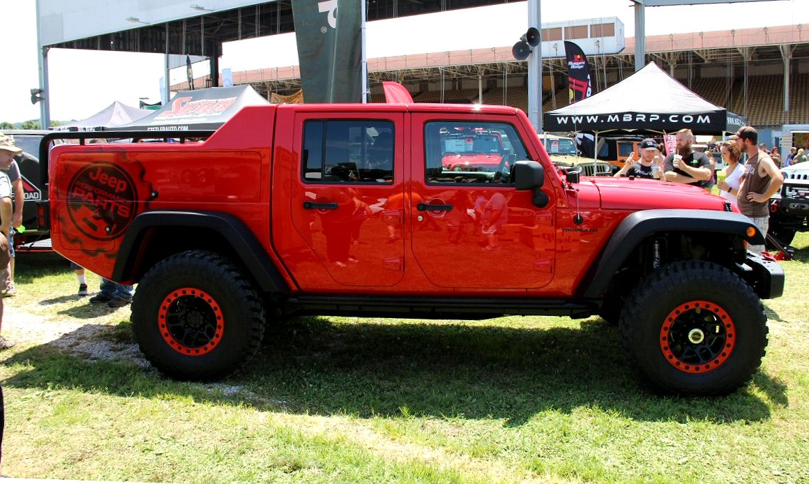 Jeep Wrangler Red Rock Responder Offroaders Com