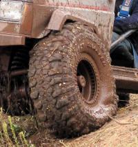 1997 gmc sierra z71 tire size