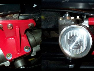 Jeep CJ-7 Gear Box Bracket