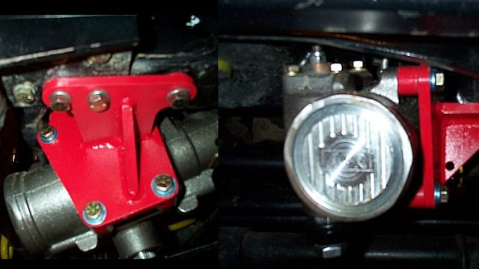 Jeep CJ-7 Gear Box Bracket