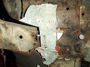 Project Jeep CJ-7 Restoring the Jeep CJ-7 Tub