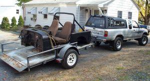Project Jeep CJ-7 - The Tub