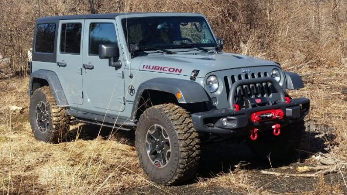Great Jeeps aren't bought, they're built – Project Rubicon X ...