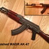 Refinishing & Distressing a Romanian WASR-10 AK-47 7.62x39mm Rifle