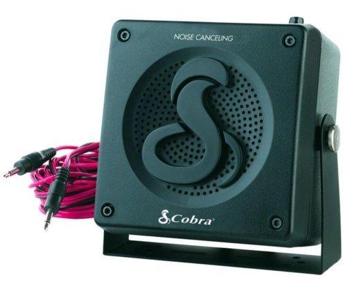 Cobra Highgear Noise-Canceling External Speaker