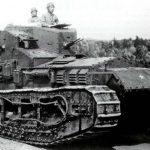 British Medium Mark A Whippet Tank