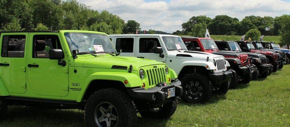 Top 5 Jeep JK Upgrades