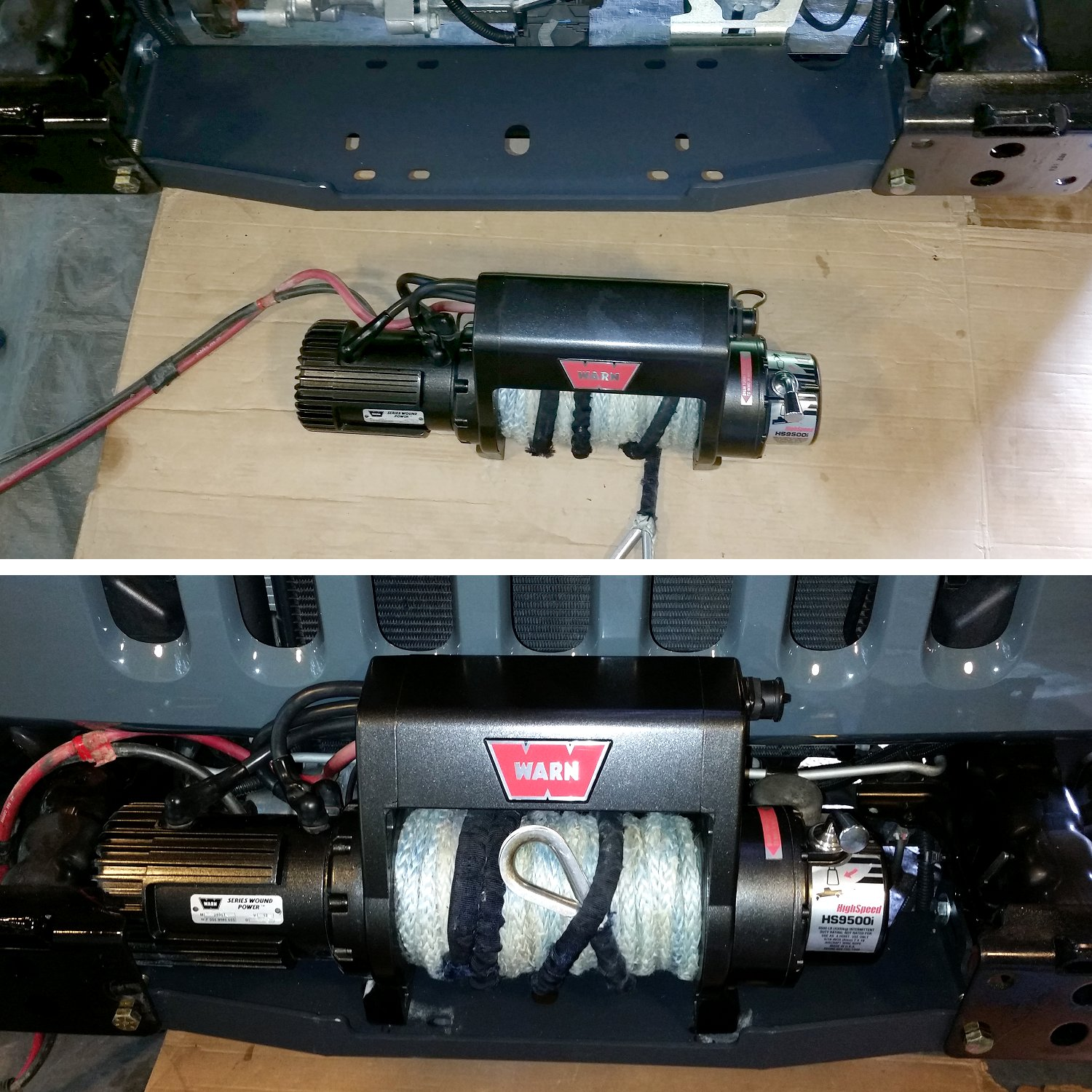 Warn Winch Install Maximus 3 Mount Wiring Diagram As Well Also 9500i