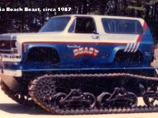 Virginia Beach Beast Monster Truck, circa 1987