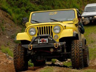 Project Jeep CJ-7