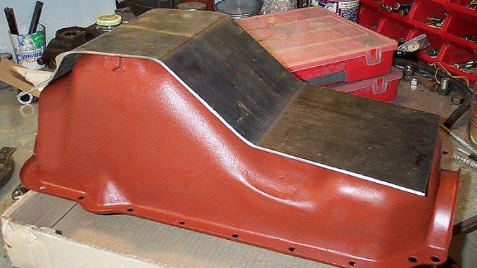 Project CJ-7 Oil Pan Skid Plate