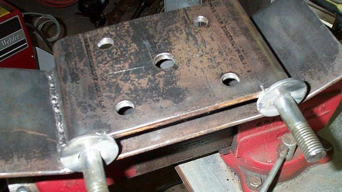 Project CJ-7 U-Bolt Skid Plates